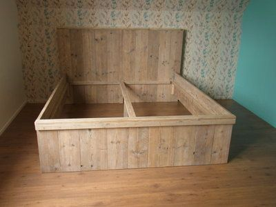 2 Persoonsbed 180x200.2 Persoonsbed 180 X 200 Cm Paulao Pinterest Bed