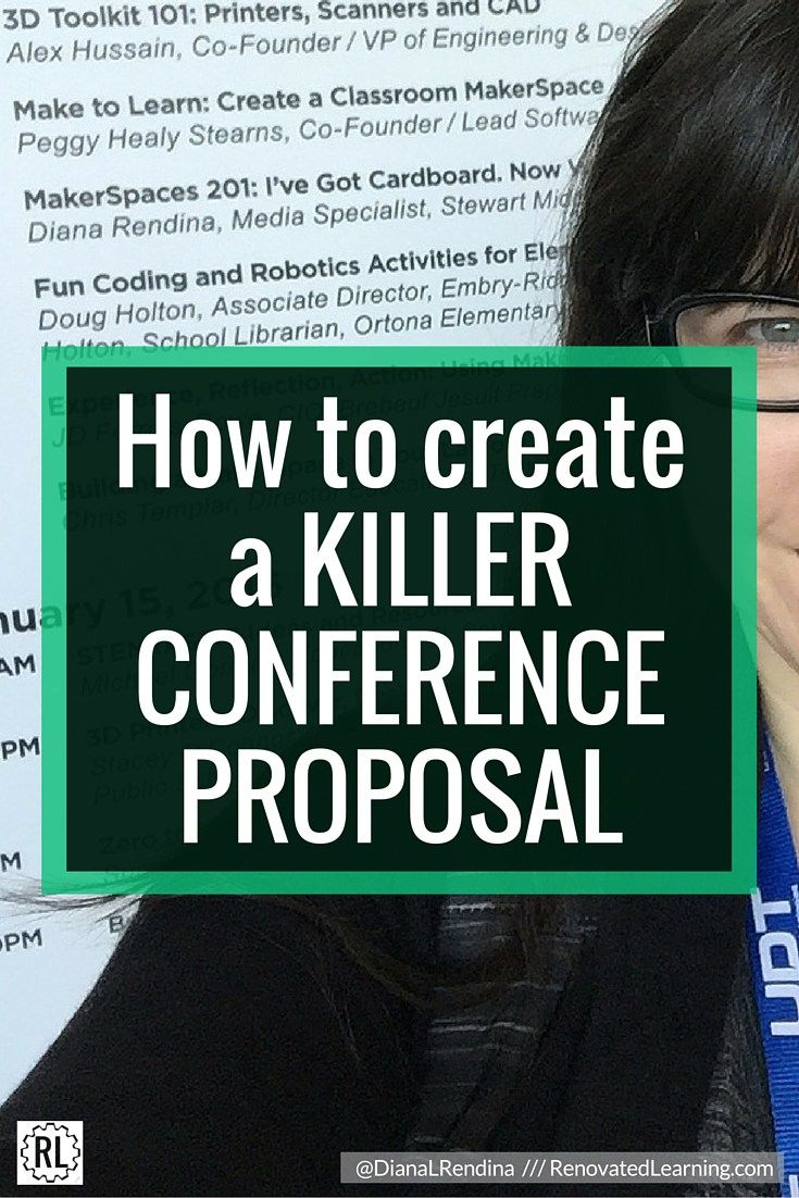 How to create a conference 70