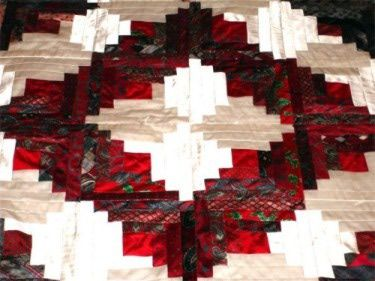 Silk Tie Quilt