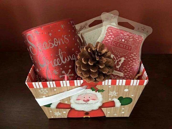 Scentsy Christmas Gift Baskets Ideas Buy Scentsy Online Tressalynne Scentsy Us Christmas Gift Baskets Candle Baskets Gift Gifts