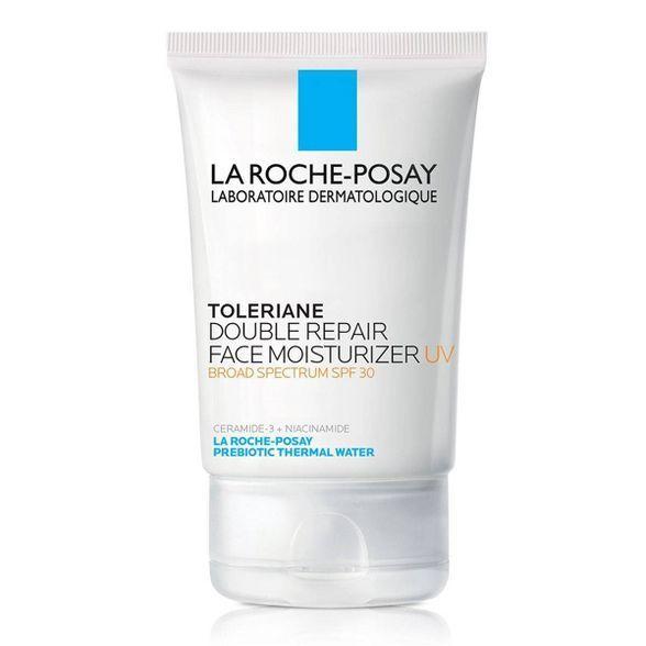 La Roche Posay Toleriane Niacinamide Double Repair Face Moisturizer Spf 30 2 5oz Moisturizer For Sensitive Skin Moisturizer With Spf Best Drugstore Face Moisturizer