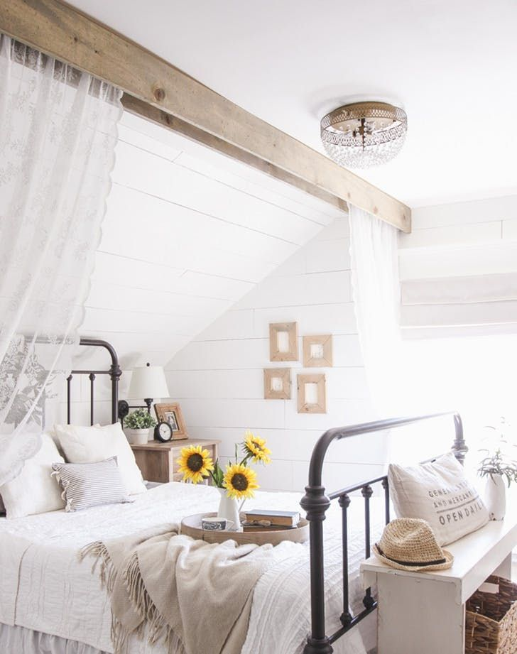 10 Ways to Turn Your Bedroom into a Rustic Country Oasis Rustic