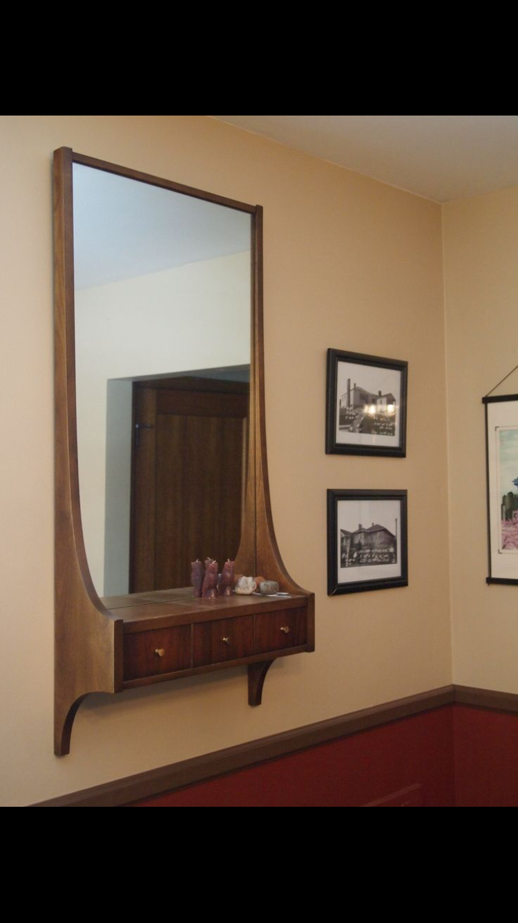 Wall Unit Dressing Table Living Room Mirrors Mirror Wall Living Room Living Room Lighting
