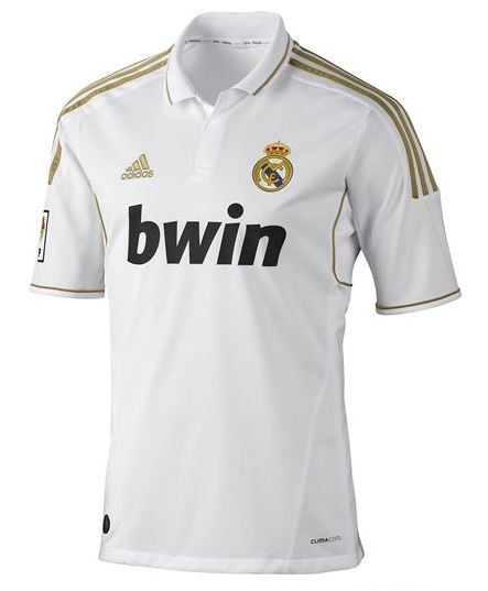 Real Madrid 2012 Home Retro Men Soccer Jersey Personalized Name And Number In 2020 Soccer Jersey Real Madrid Shirt Real Madrid