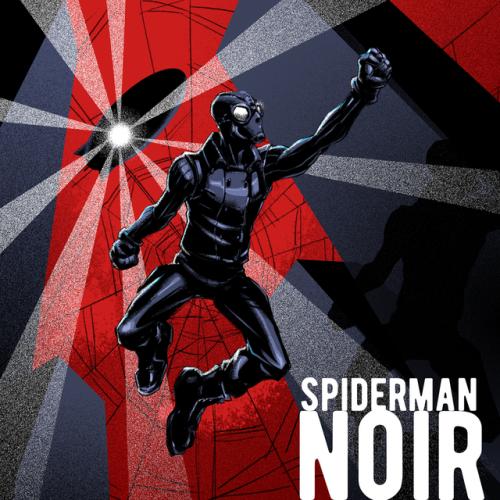 Spider Man Noir Andres Ovalle Spiderman Noir Noir Spiderman