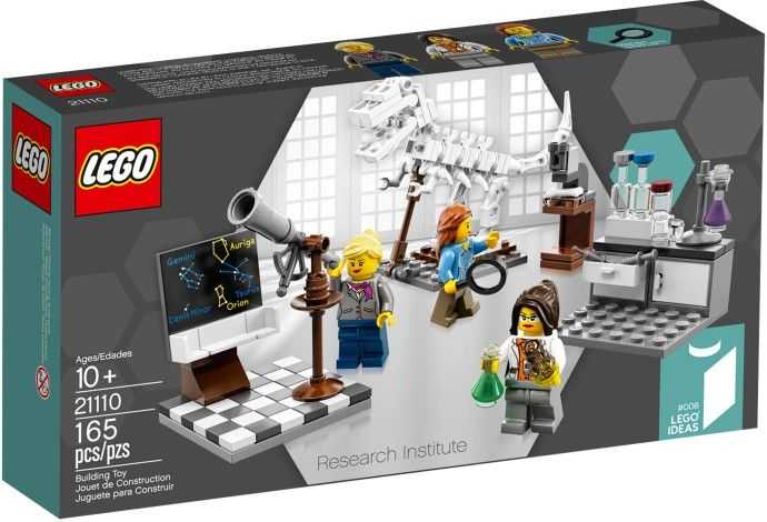 21110 Research Institute | Olivia's board | Pinterest | Lego ideas ...