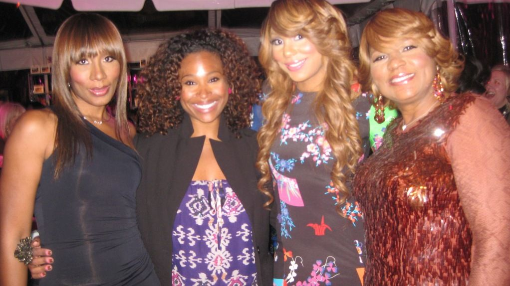 Guest Blogger Tanika Ray And The Ladies From Braxton Family Values