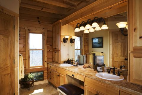 Rustic Bathroom Design, Pictures, Remodel, Decor and Ideas - page 4