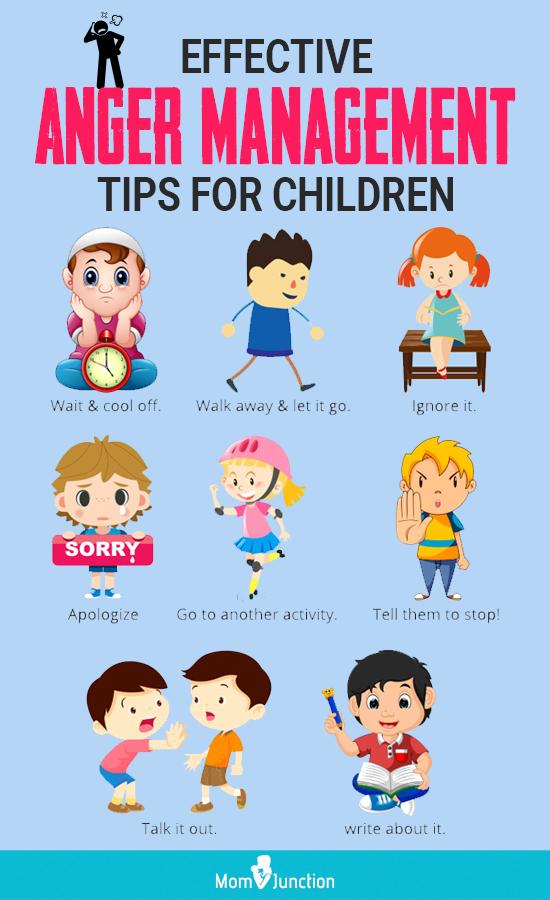 8 Effective Anger Management Tips For Children Anger