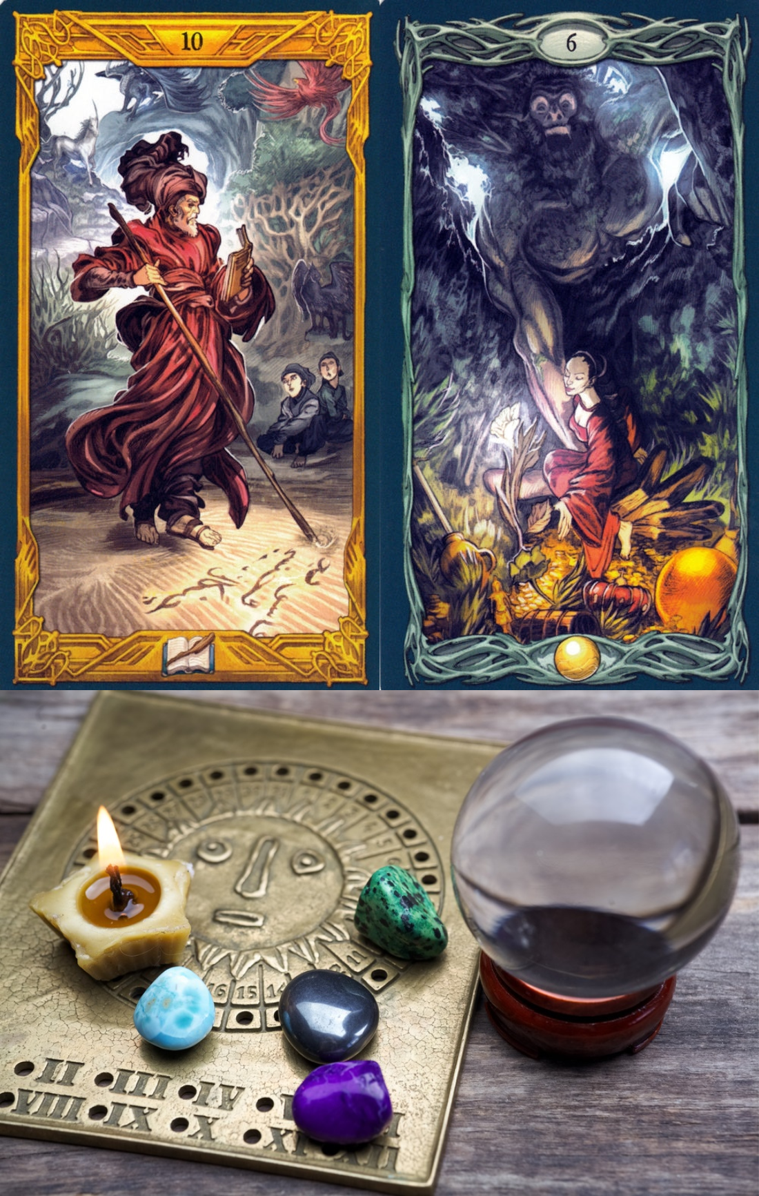 free tarot reading online accurate yes or no, best online
