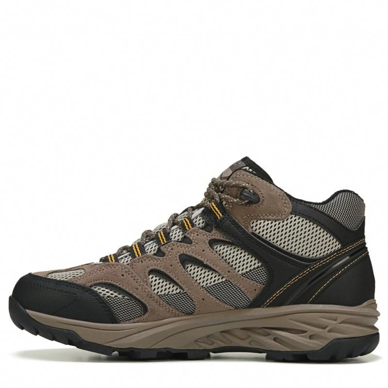 06c4f57e Hi-Tec Men's V-Lite Wildfire Mid Top I Waterproof Hiking Boots (Taupe