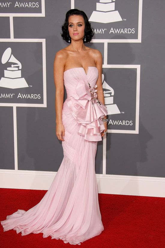 How Katy Perry Transformed Her Red Carpet Style | Pinterest ...