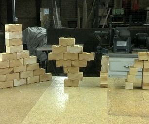 3 Building Block Set Made From One 2x4 Woodworking Toys Woodworking Projects Diy Woodworking Projects Plans