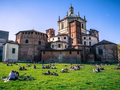 Milan, Italy (by Domenico Landolfo)