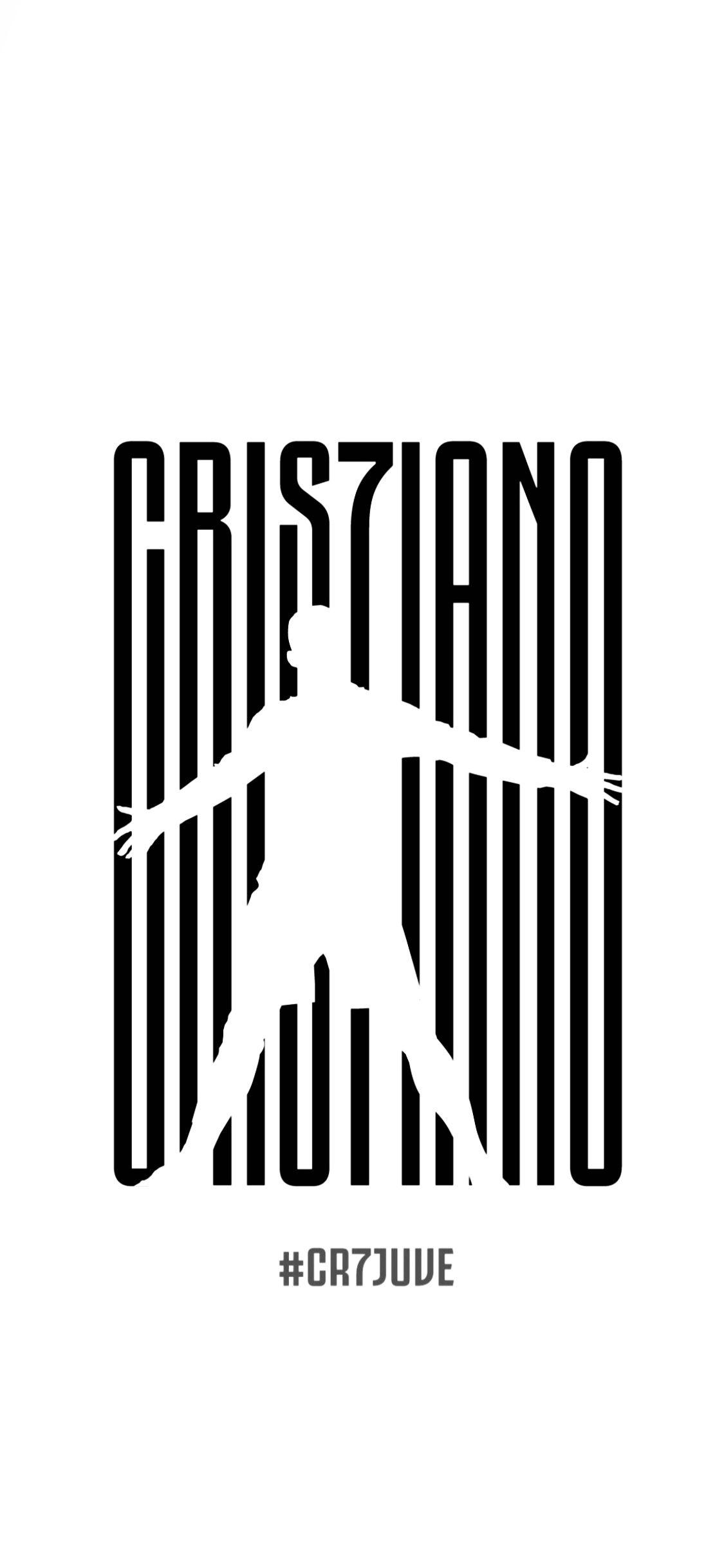 Cristiano Ronaldo Iphone X Wallpaper Juventus Juve Juventus White