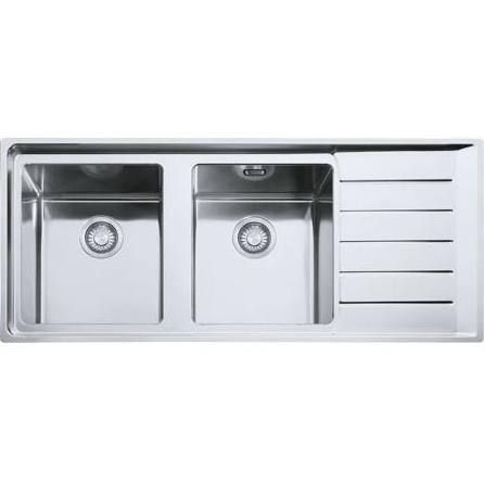 Franke NPX 621 2 - 85863362 Lavello | home | Bowl sink ...
