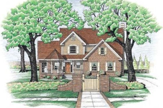House Plan 20-634 Move powder room to laundry or turn laundry into mud. Find space for pantry. Reconfigure master to turn closet into laundry and use bonus for closet or sitting.