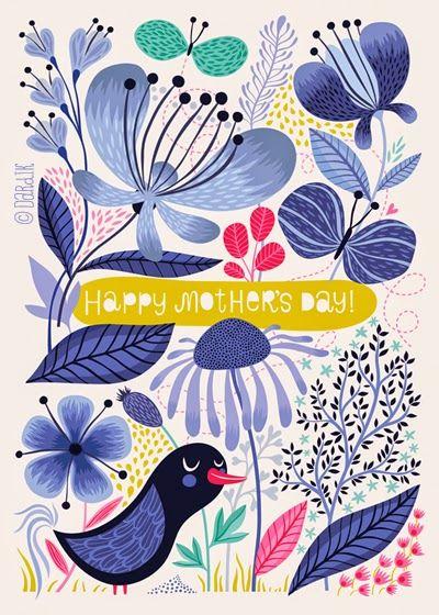orange you lucky!: Happy Mother's Day! Helen Darik