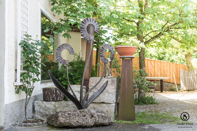 Ehrfürchtig Moderne Gartendeko Ideen