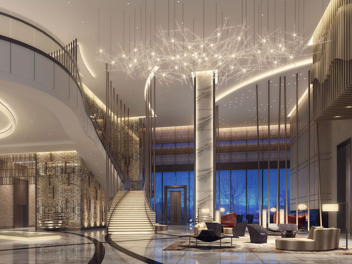 2015 Rising Giants Firms 26-50 Interiors Hotel Lobby
