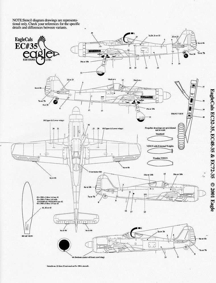 Pin by Michael Luzzi on Aircraft 3-view Scale Drawings