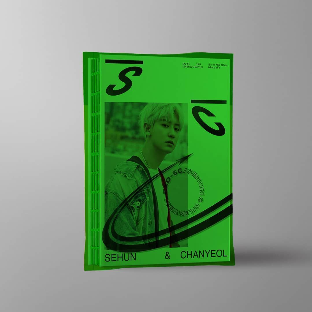 Exo Sc The 1st Mini Album What A Life Album Details 세훈 Oohsehun 찬열 Real Pcy Sehun Chanyeol Exo Sc Whatalife 엑소 Exo