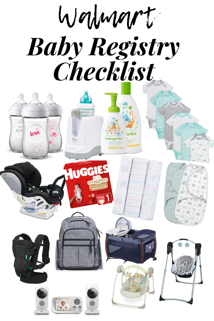 Baby Registry MustHaves What to Add to Your Baby Shower