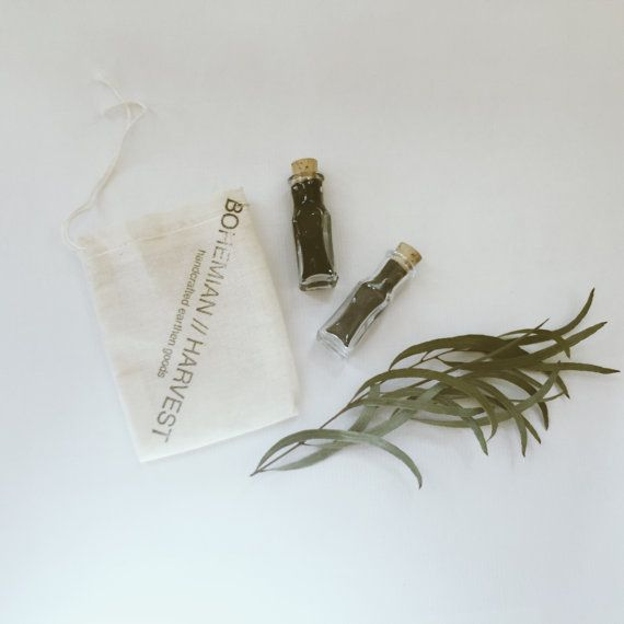 MAGIC POTION // Gift Set // Travel Set // Face by bohemianharvest  (any)