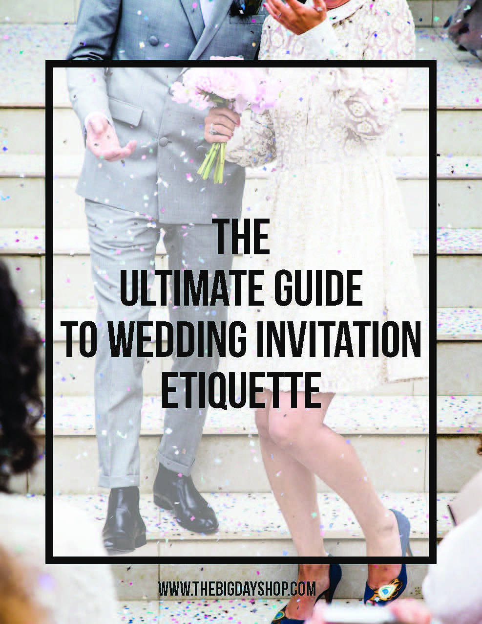 All your wedding invitation questions answered in this completely ...