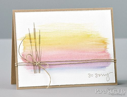 Belajar Seo Blogspot Untuk Pemula Watercolor Birthday Cards