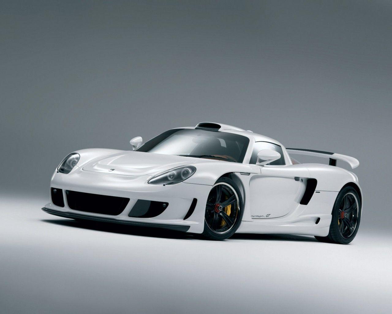 Gemballa Porsche Mirage Gt Carbon Edition Porsche Sports Car Concept Cars