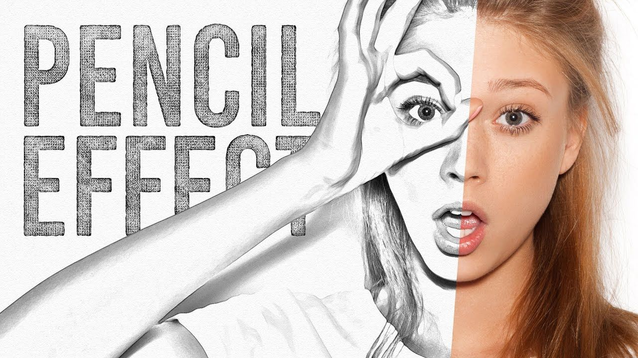 Pencil sketch drawing effect photoshop tutorial http tutorials411 com 2017 01 08 pencil sketch drawing effect photoshop tutorial