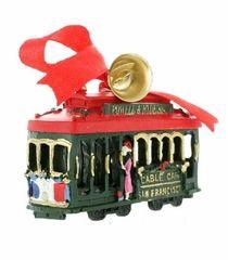San Francisco Holiday Ornaments and Gifts