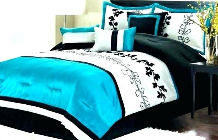 Bedroom Ideas Teal Bedroom Turquoise Red Bedroom Decor Bedroom Red Teal and black bedding sets