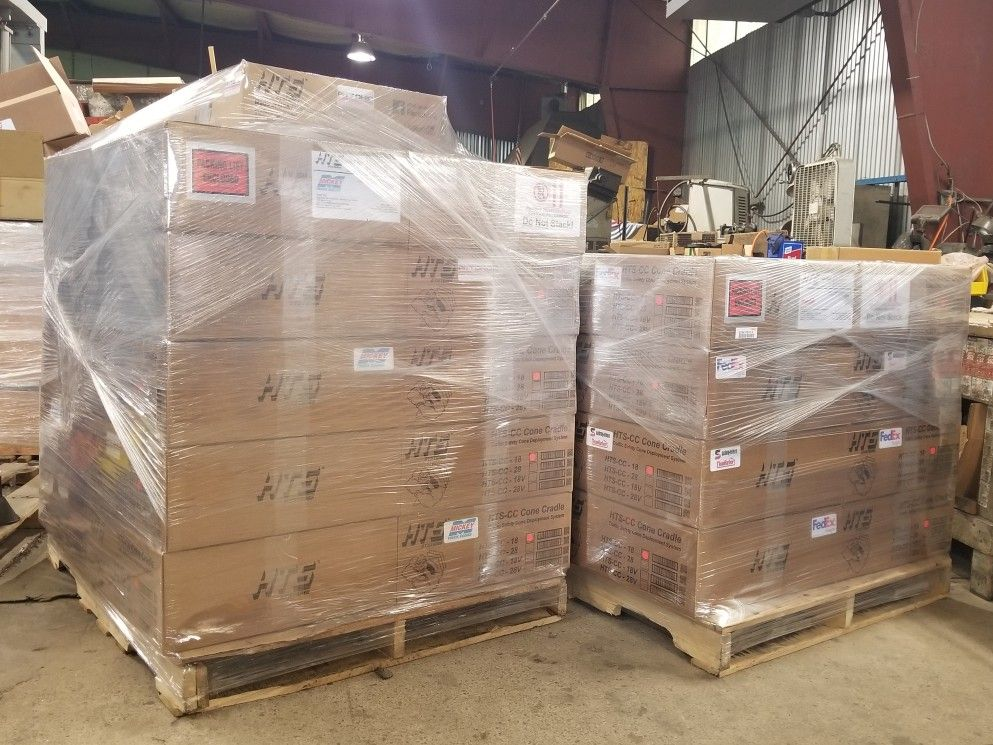 Hts Cc 18 28 Cone Cradle Units Shipping To Mickey Truck Bodies And Safety Kleen System Hand Trucks The Unit