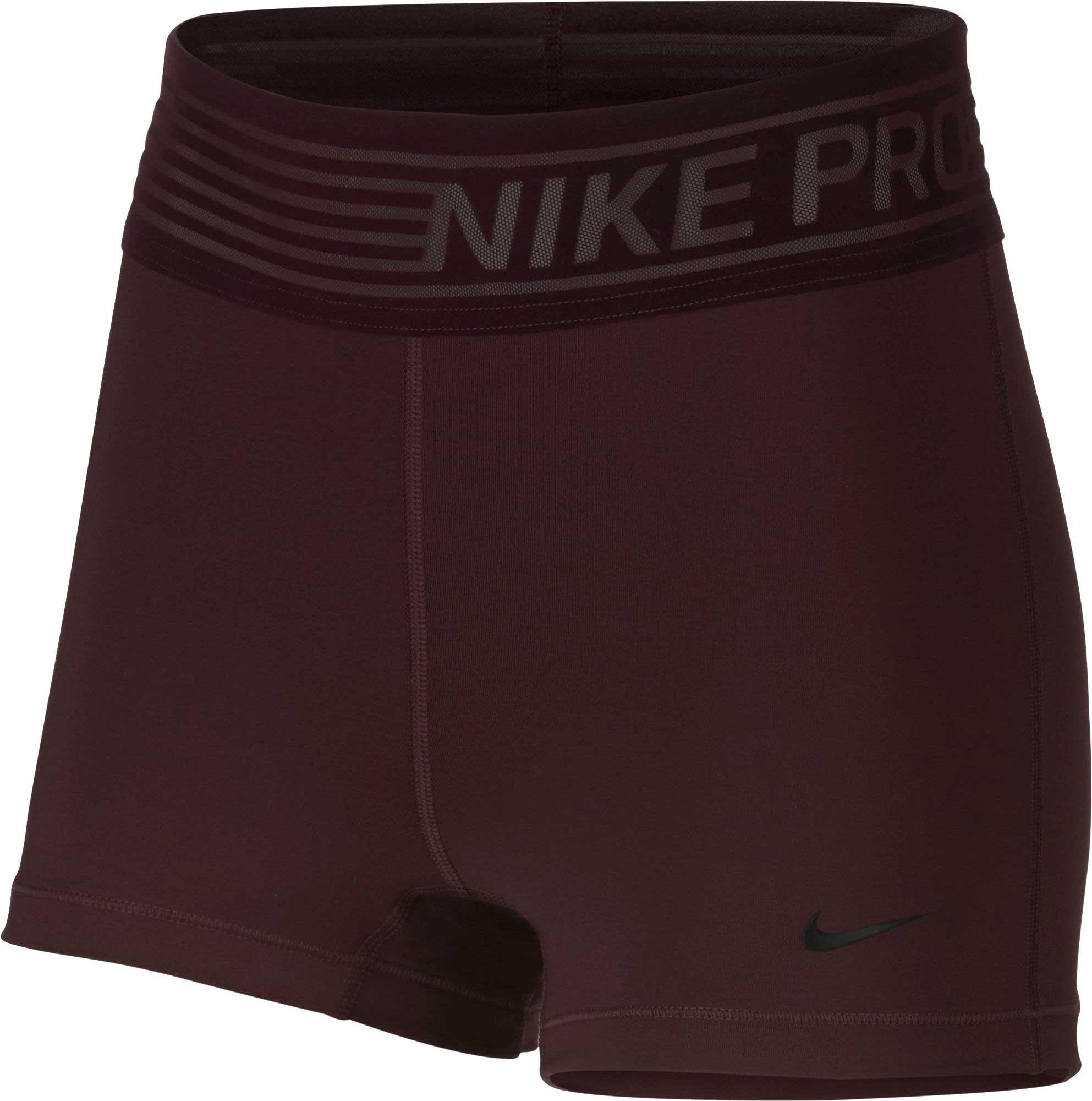 Nike Women S Pro Deluxe 3 Shorts Cute Nike Shoes Nike Women White Nike Shoes