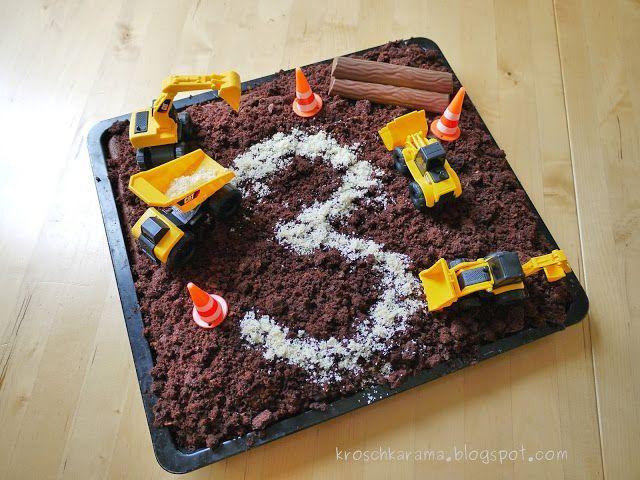 Der Kleine Mann Wurde 3 Kroschka Kuchen Ohne Backen Backerei Tortendeko