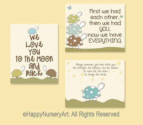 Nursery wall decor,nursery art, Love quotes wall art print, nursery ...