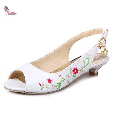 Shoes Sandales Pour Femme - Bleu - Bleu, US6.5-7/EU37/UK4.5-5/CN37