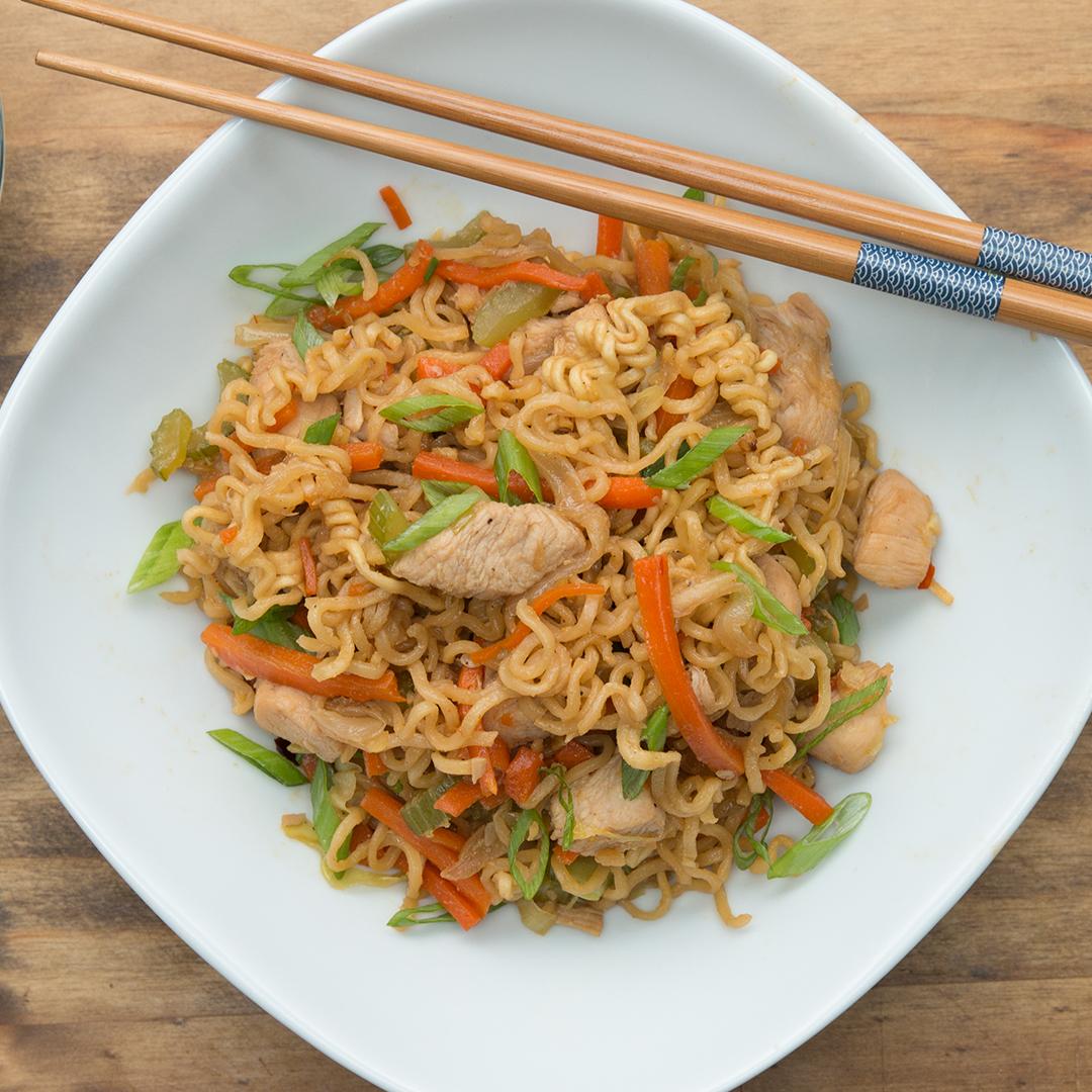 one pot chicken chow mein recipe by tasty recipe chicken chow mein chow mein recipe recipes one pot chicken chow mein