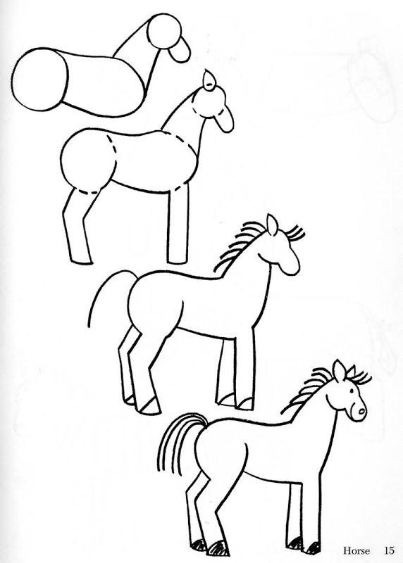 Como Dibujar Animales Fácilmente Aprendiendo A Dibujar