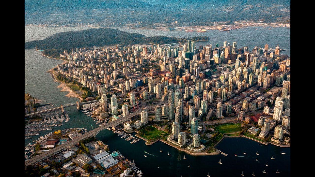 밴쿠버 | 브리티시 컬럼비아 , 캐나다 - 여행 투어 - 4K UHD