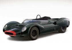 1964 Cooper Maserati Type-61 Monaco race racing classic