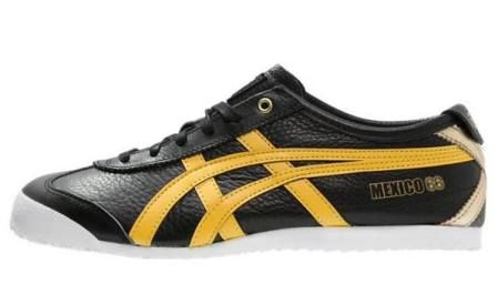Onitsuka Tiger Zapatillas Black Yellow zapatillas Zapatillas Yellow Tiger Onitsuka black Noe.Moda