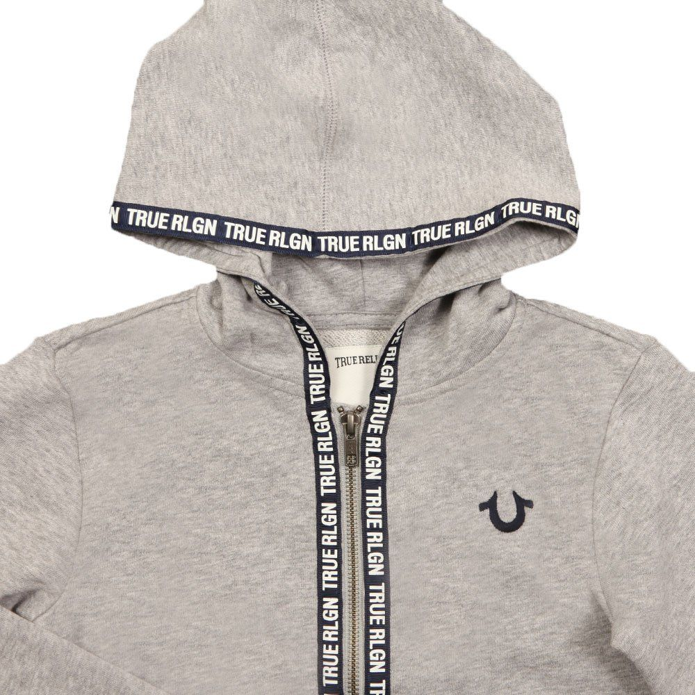 9d9895421 True Religion Kids Baby Boys Tape Hoodie Toddler Little Kids Heather Grey 4 Little  Kids     You can get additional details at the image link.