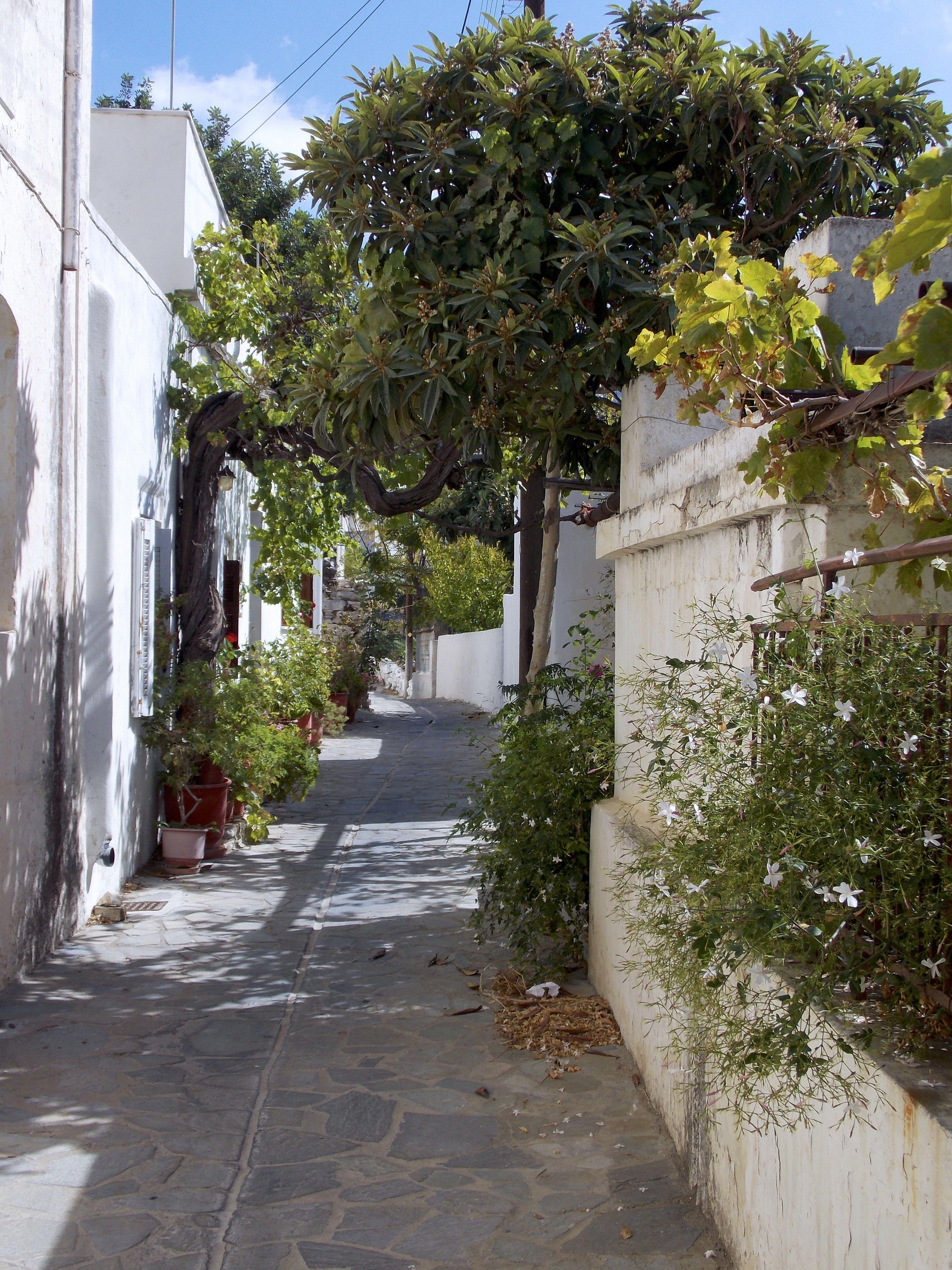 Kourounochori, Naxos Island, Greece. photo by Ηλιασ