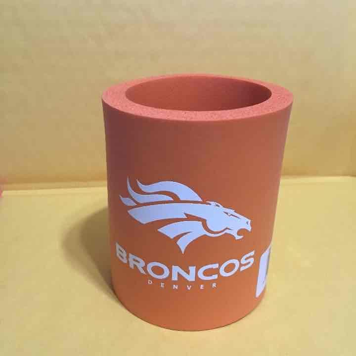 0b6f8a2289b7af Cool item: Denver Broncos Koozie Holder | Denver Broncos Football ...