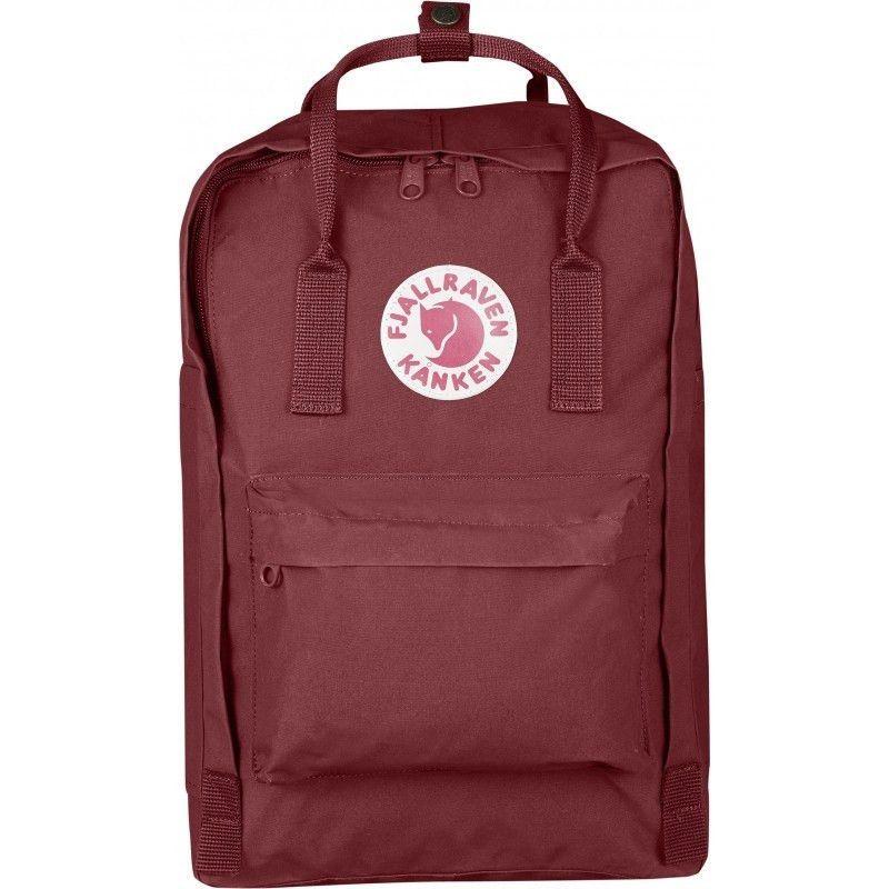 """Fjällräven Kånken Laptop 15"""" Backpack   Ox Red"""