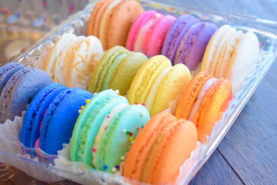 Pick Your Own 12 Macarons Packet