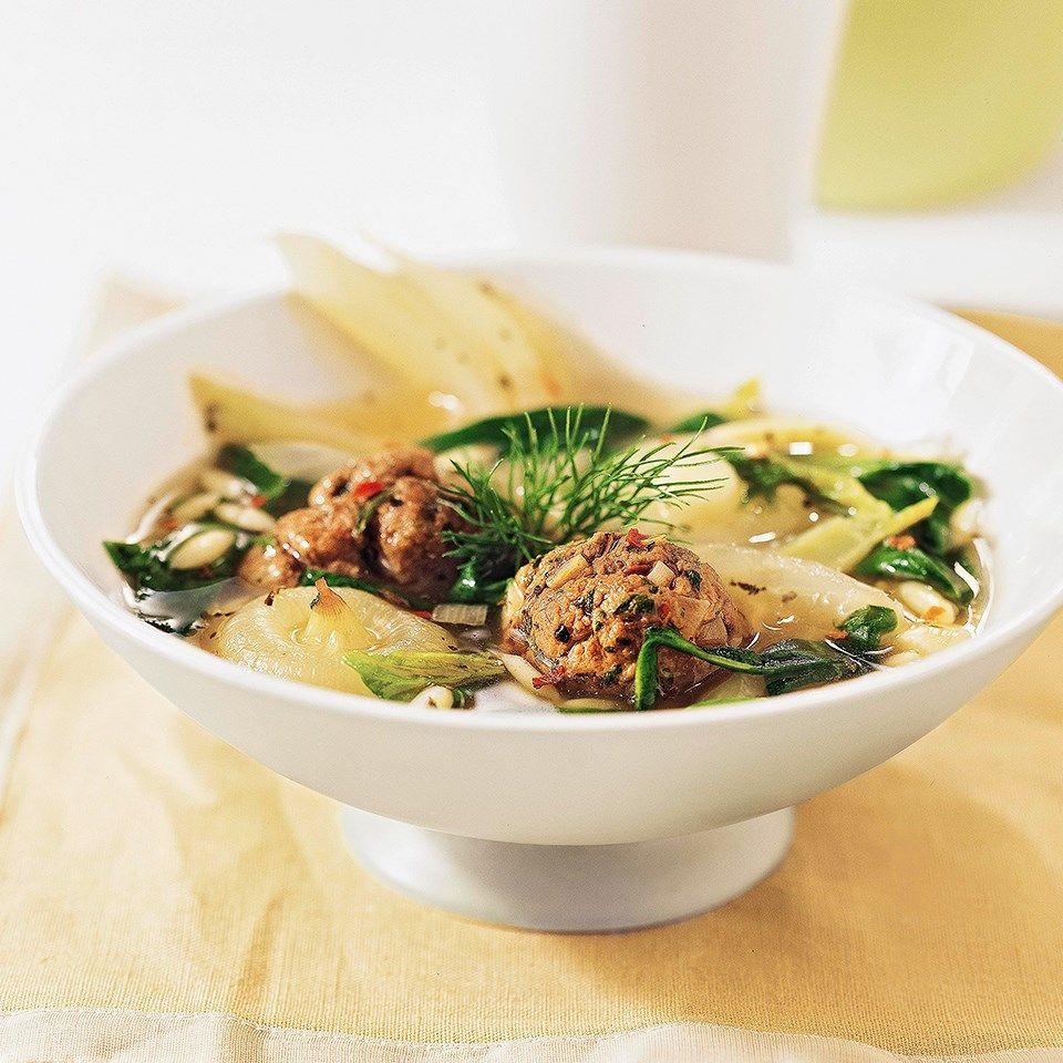 Classic Italian Wedding Soup Recipe Slow cooker soup